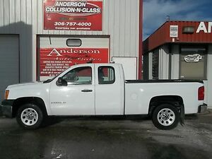 2009 GMC Sierra 1500 Work Truck Ext. Cab Std. Box 2WD
