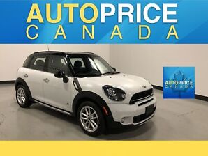 2016 Mini Countryman Cooper S PANOROOF|LEATHER|AUTO