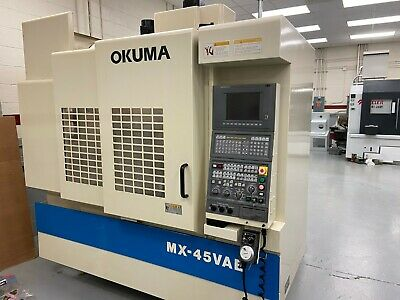 1 Okuma Mx-45vae Mill