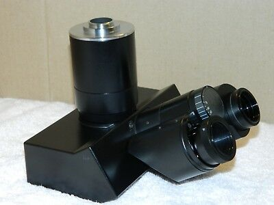 Olympus U-tr30 Trinocular Head Excellent Condition Free Shipping