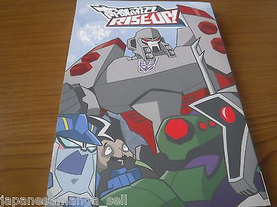 Doujinshi Transformers Yaoi MEGATRON anthology (A5 158pages) Takanenohanademo Ri