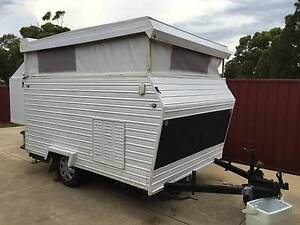 Registered Fully Functional Popup Caravan 1997 Camillo Armadale Area Preview