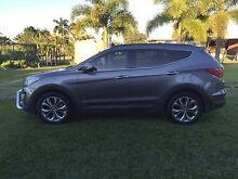 2013 Hyundai Santa Fe Highlander Auto 4x4 MY13 Mackay Mackay City Preview