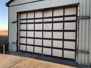 Overhead door Used