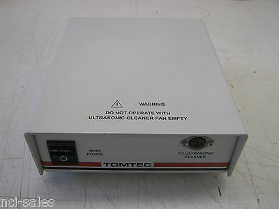 Tomtec 020846-01 Tip Wash Station Control Module Female Reciever