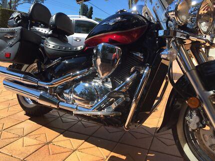 SUZUKI BOULEVARD 4000klms  Robertson Brisbane South West Preview