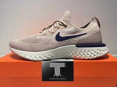 Nike Epic React Flyknit ~ AQ0067 201 ~ Uk Size 9.5