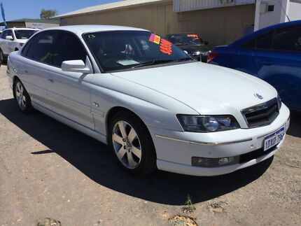 2005 Holden statesman Caprice wl v6 Sedan only 174,000 klms Silver Sands Mandurah Area Preview