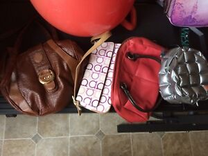Purses $10 for all