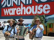 3-UP  AUSSIE IRISH BUSH BAND AVAIL FOR ST PATS DAY Mount Lawley Stirling Area Preview