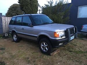 Wrecking 1999 P38 Range Rover HSE Glenorchy Glenorchy Area Preview