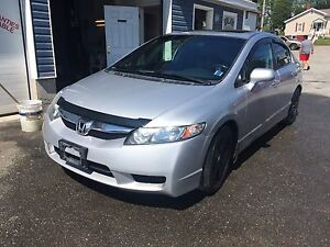 2011 HONDA CIVIC SE!! FULLY LOADED!