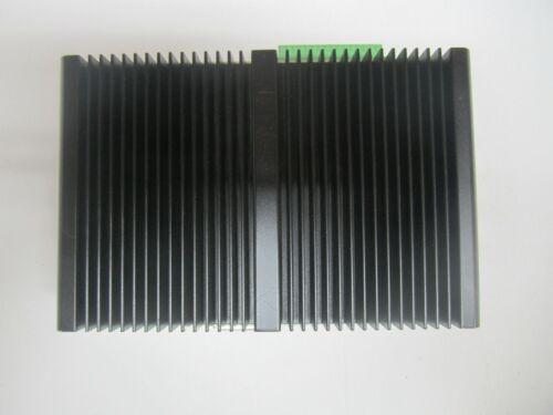 Matrox 4GPMI7M8* 4Sight GPm Industrial Computer, Intel i7, 24VDC