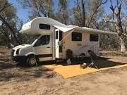 Motorhome VW CRAFTER 2010 Zillmere Brisbane North East Preview