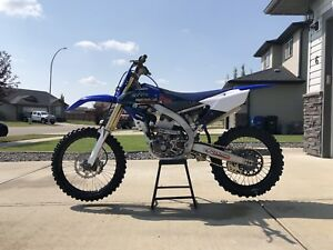 ****2015 YZF450 FOR SALE ****