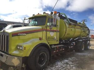 1988 Kenworth T800 Septic/ Vac Truck *Make Me An Offer/Trade*