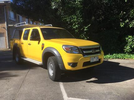 Ford Ranger 2010 PK Dual Cab for sale