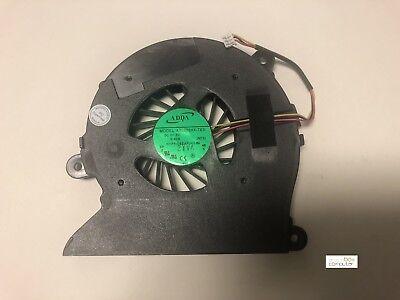 CLEVO M760 S410 CPU COOLING FAN NEW DFB602205M30T F7N9 AB0805HX-TE3 B116