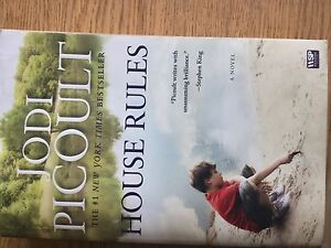 House Rules by Jodi Picoult book