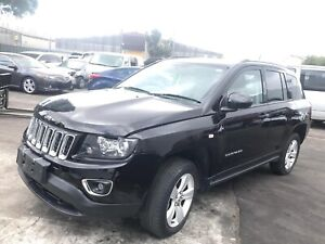Wrecking 2014  JEEP compass MK 4X2 , parts and panel for sell West Footscray Maribyrnong Area Preview