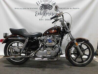 1974 Harley Davidson Sportster XL XLH 1000    1908  FREE SHIPPING TO ENGLAND  UK