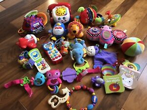 Baby / infant toys -lot