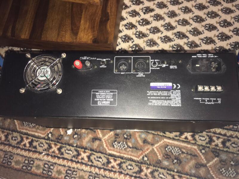 INTER-M PA-9312 Public Address Power Amplifier 240 Watts (Mono) 70Hz To 18kHz
