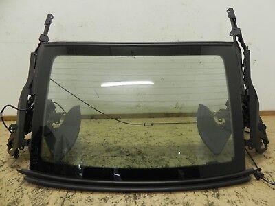 Mercedes SLK R171 Heckscheibe Scheibe Fensterscheibe hinten Fenster mit Rahmen