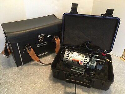 220v Staplex Air Sampler Ec-2 Emerson S37myhcd-1454 Hard Soft Sided Cases