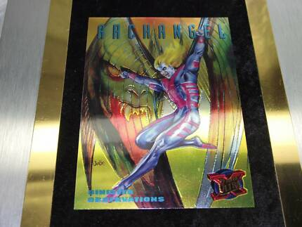 RARE Insert 1 of 10 Xmen Sinister Observations Fleer 1994 Marvel Victor Harbor Victor Harbor Area Preview