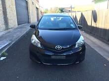 2012 Toyota Yaris Hatchback Greenacre Bankstown Area Preview