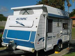 Olympic Champion 15 Ft Poptop, 11/2011 build, Excellent Condition Dakabin Pine Rivers Area Preview