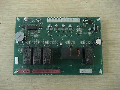 Hoshizaki 2a1592-01 Hos-009 Ice Machine Control Circuit Board Used Free Shipping