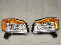 $200 for both!!  04-15 Titan headlight set!!