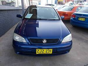 2004 Holden Astra Sedan long rego automatic Croydon Burwood Area Preview