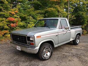 REDUCED.      1981 Ford F100