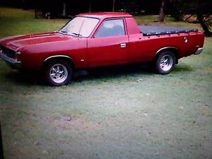 1974 VJ DODGE VALIANT UTE IN GREAT CONDITION REGISTERED Gympie Gympie Area Preview