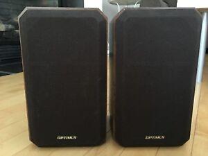 Optimus speakers