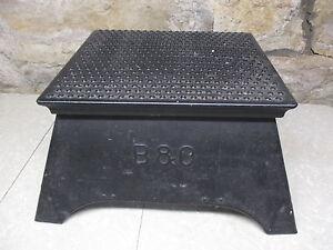 Vintage Morton B Amp O Baltimore And Ohio Railroad Step
