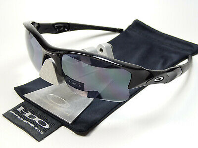 Oakley Flak Jacket XLJ Black Sonnenbrille Racing Minute Half Fast Straight Water