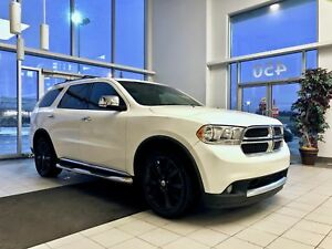 2011 Dodge Durango Crew Plus DODGE DURA