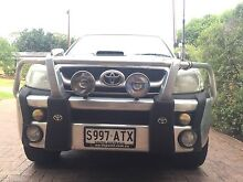 2008 Toyota Hilux Ute Rostrevor Campbelltown Area Preview