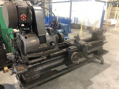 Lodge And Shipley Metal Lathe