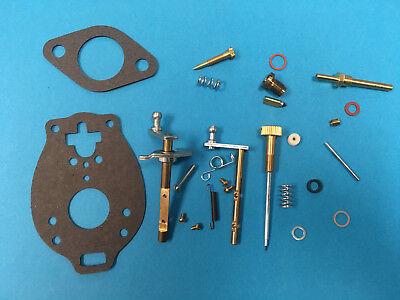 Ford 800 900 Tractor Complete Carburetor Rebuild Kit Marvel Tsx 593 706 C547av