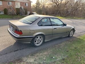 BMW 325is 1995 Coupe E36 M50 LSD