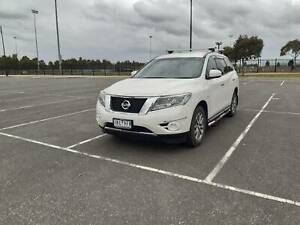 2017 Nissan Pathfinder (4x2) ST Automatic SUV $28500 with Road Worthy