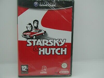 NINTENDO GAMECUBE GAME,STARSKY & HUTCH,SEALED PAL VERSION