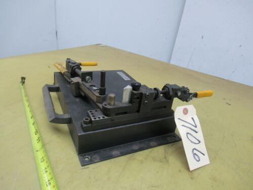 Minitul Bench Model Universal Bending Machine (CTAM #7106)