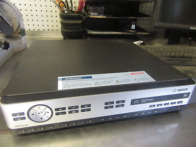 V23 Bosch Security Video Recorder Dvr-650-16a 600 Series