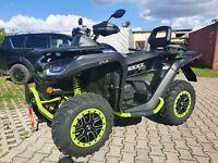 Quad ATV Segway Snarler 600-GL EPS  Langversion**all inklusive** Sachsen - Naunhof Vorschau